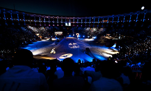 RedBull X-figthers