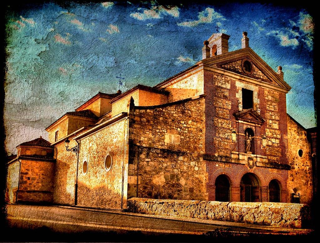 Resultado de imagen de iglesia del Carmen el burgo de osma