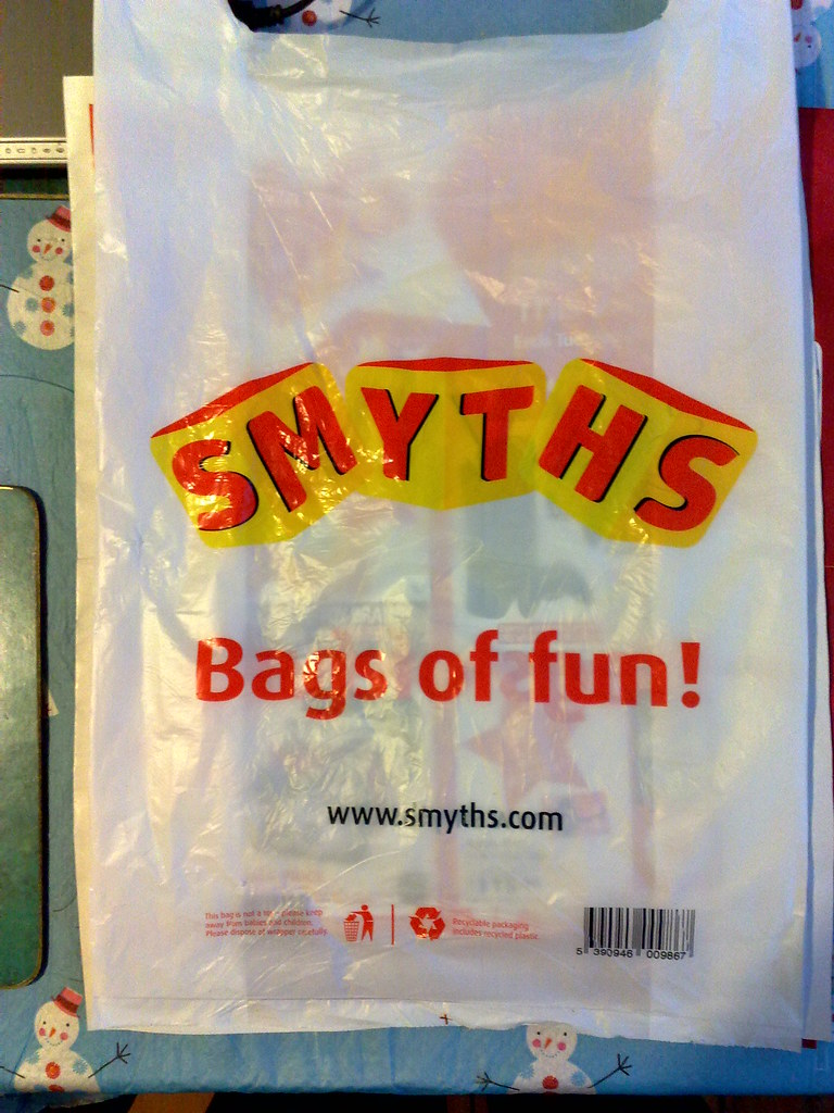 smyths bags of fun