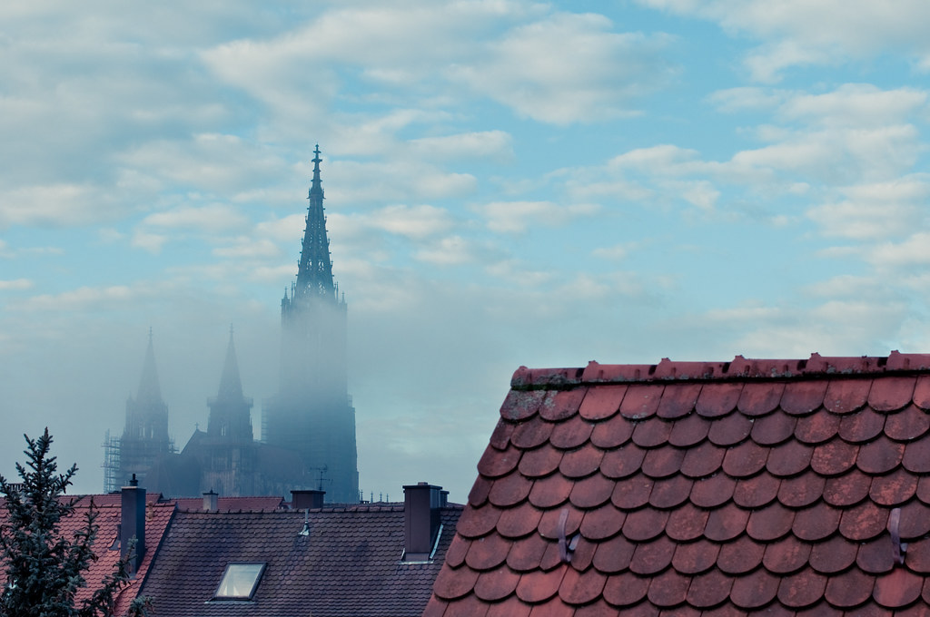 Roofs of Ulm by christian.senger