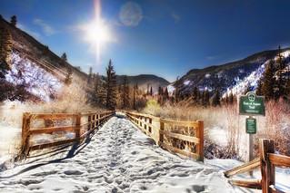 East of Aspen Trail, Aspen, CO   by WanderingtheWorld (www.ChrisFord.com)