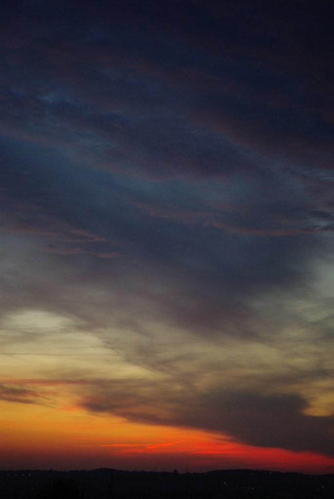 Po zachodzie słońca / After the sunset