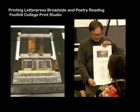 Book Arts Jam 2007 - Poetry Reading - Print Studio - slide 15
