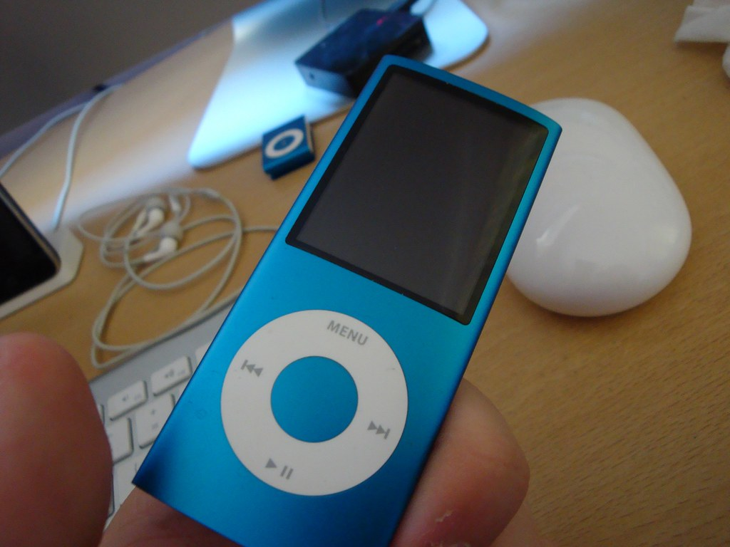 ipod nano 4th generation - HD1024×768