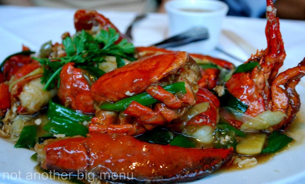 Mandarin Kitchen Bayswater Lobster Noodle 30