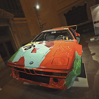 Andy Warhol 1979 BMW M1