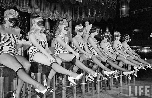 1949 -legs,masks-vegas baby!