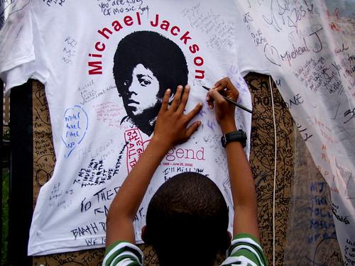 Michael Jackson @ The Apollo Sunday June 28 2009 | by bp fallon