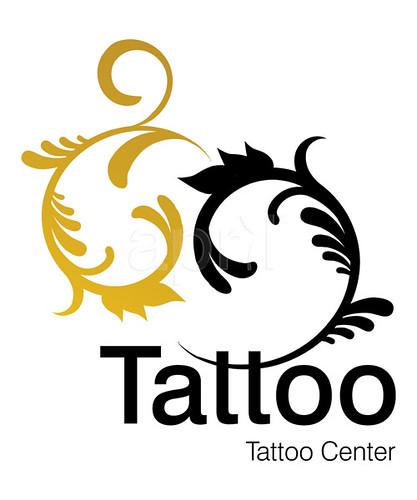 Tattoo Logo | Logo Design for Tatto Center. | Nabeel Zytoon | Flickr
