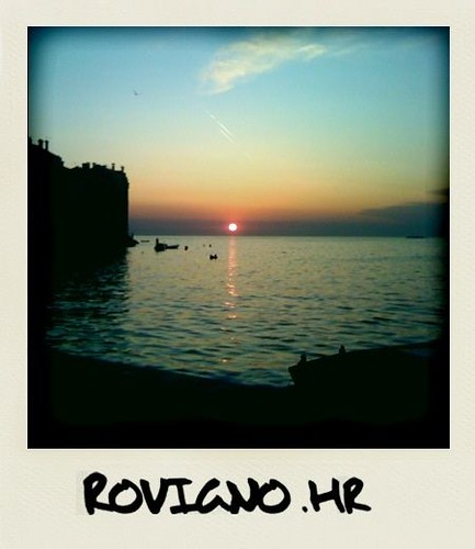 Postcard from Rovigno   by 7Bart