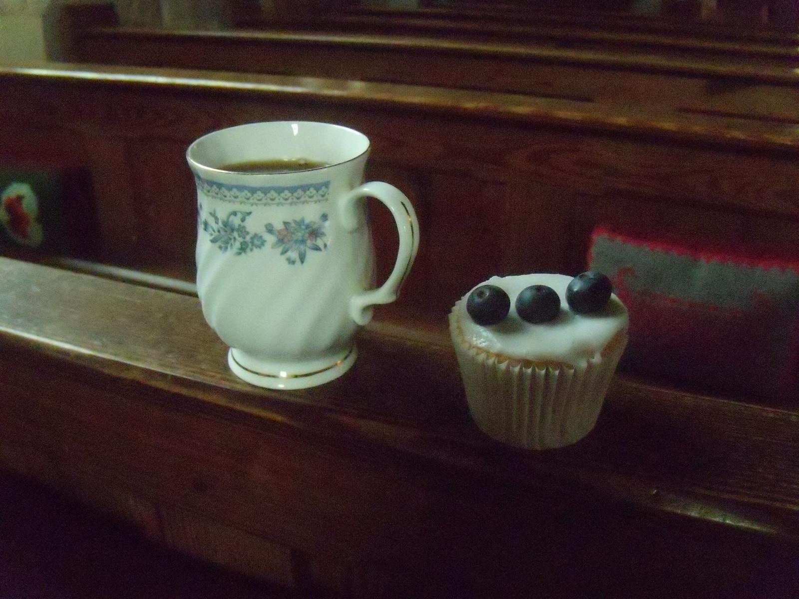 My tea, my cake Wendover Circular