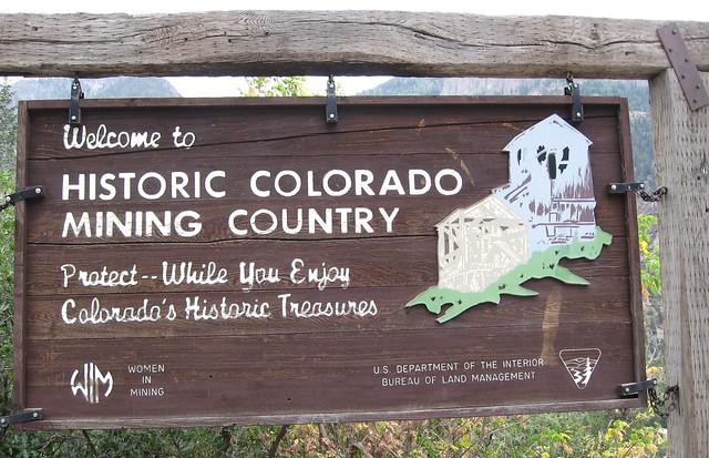 COLORADO MINING COUNTRY