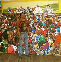 Otavalo-art   by GaryAScott
