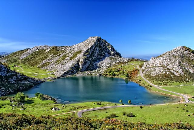 Lago Enol- Para Yoli & Enric