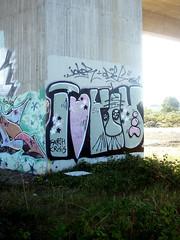 Graffiti in Köln/Cologne 2009 | by kami68k [Graz]
