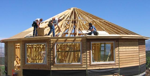 Deltec Homes Construction