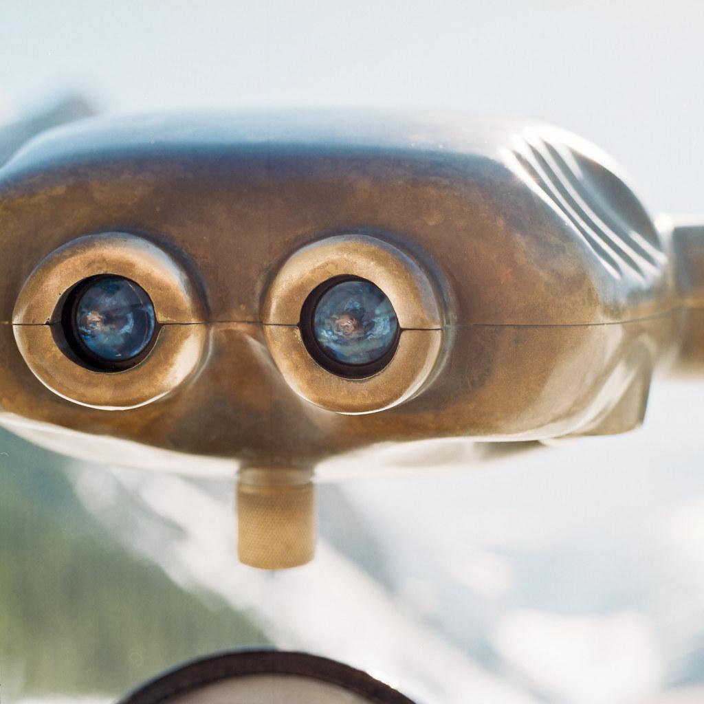 Canadian WALL·E Look-Alike by christian.senger