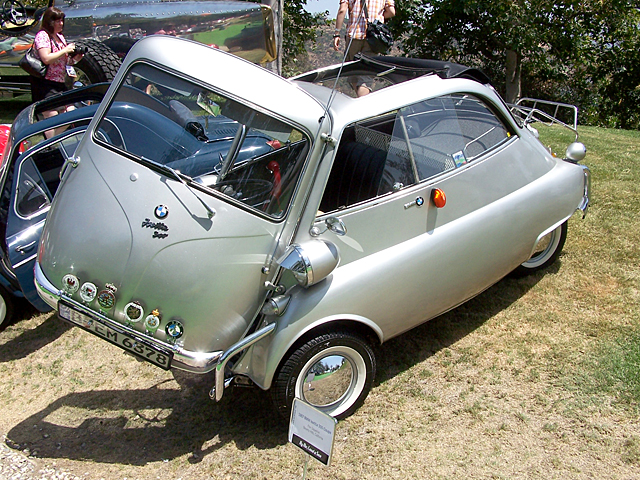 1957 BMW Isetta  300 Coupe