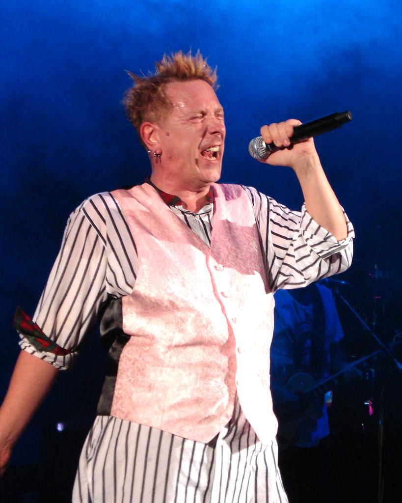 John Lydon - Sex Pistols Live 2008   Ed Vill   Flickr