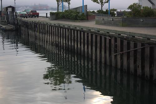 Wharf   by Iguanasan