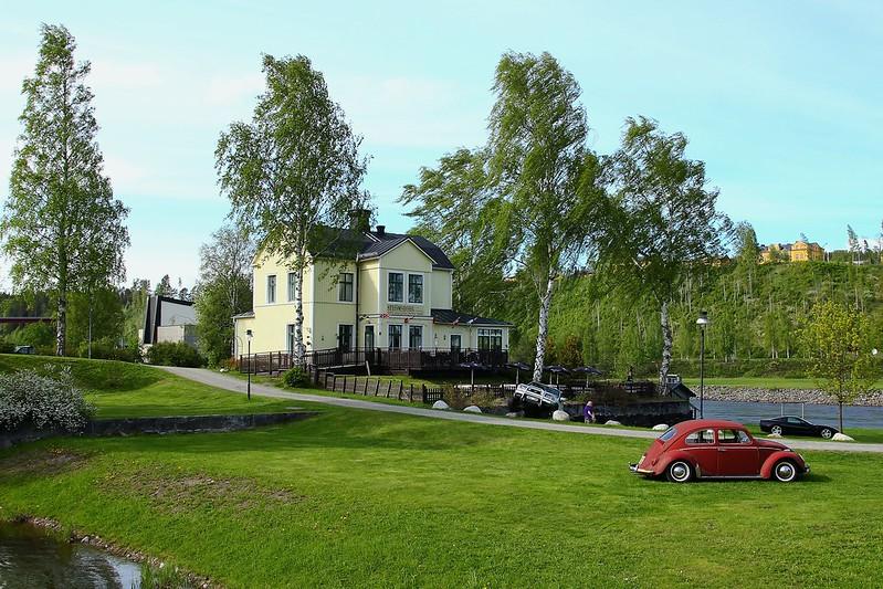 Strömsborg, Sollefteå