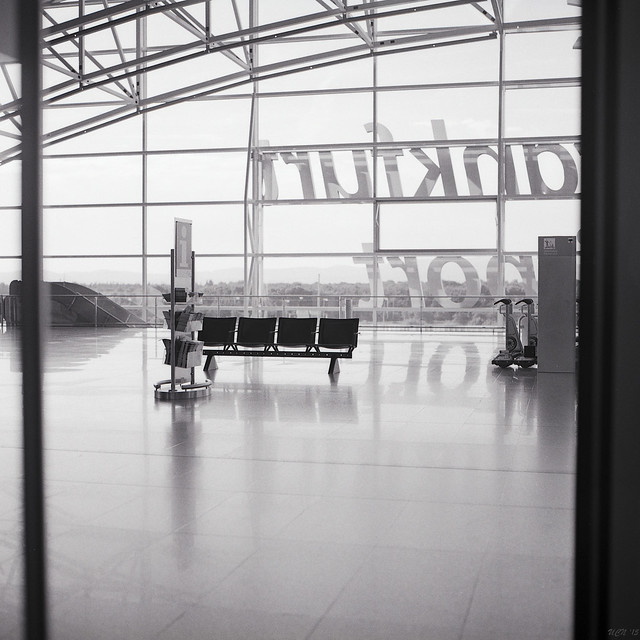 Urban Solitude - Waiting... Nowhere