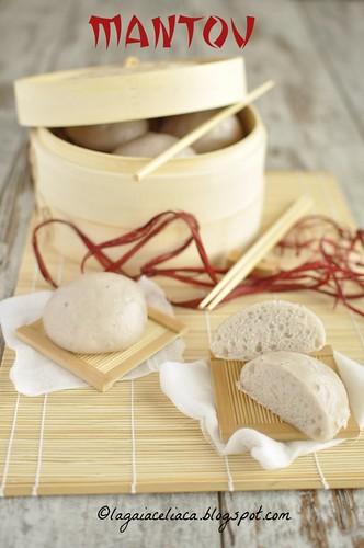 Gluten free mantou   by mammadaia