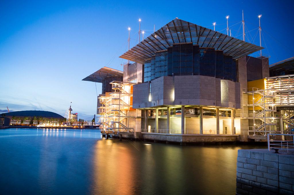 Oceanário de Lisboa | The Lisbon Oceanarium (Portuguese: Oce… | Flickr