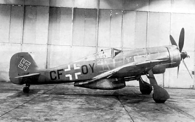 Focke Wulf Fw190 V18