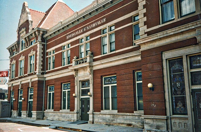 Knoxville Tennessee ~ L & N Station ~ Historic Building