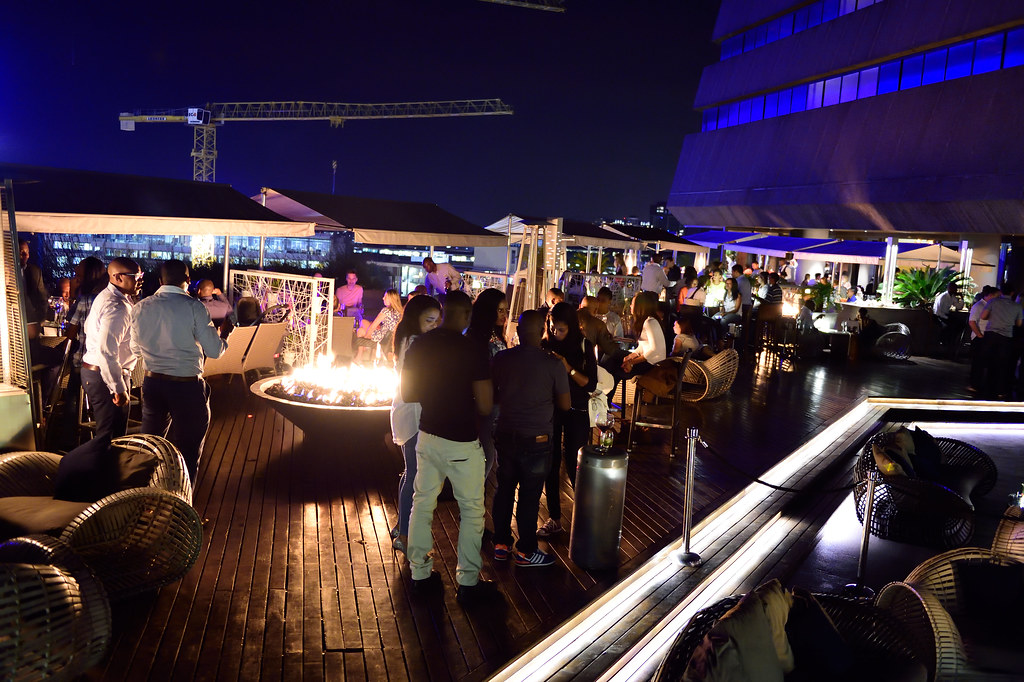 San Deck, Restaurant & Bar, Sandton, Johannesburg, Gauteng, South Africa