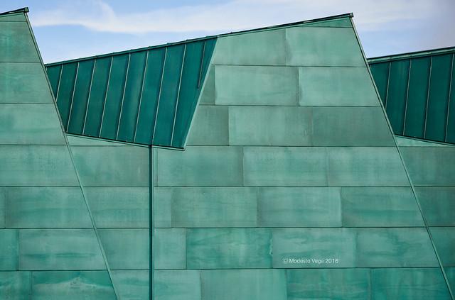 Green wall/Pared Verde