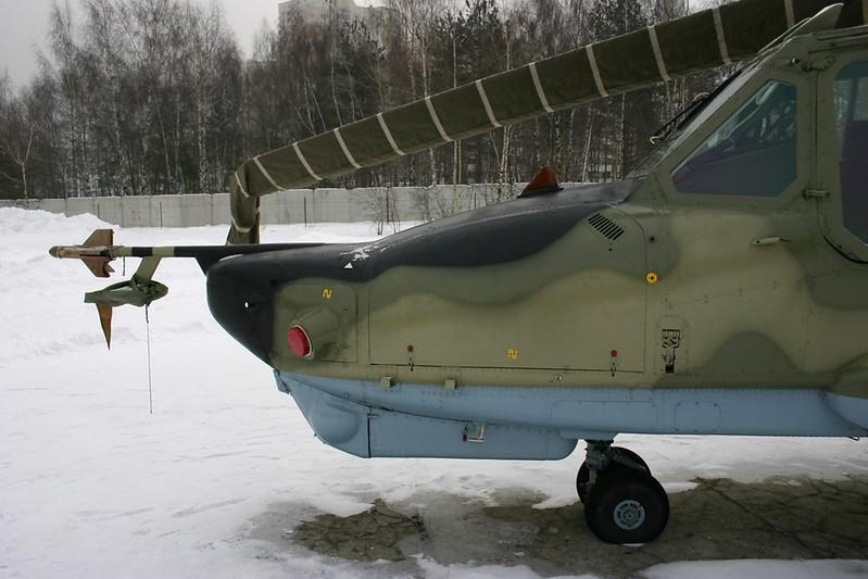 Kamov Ka-50 Hokum 6