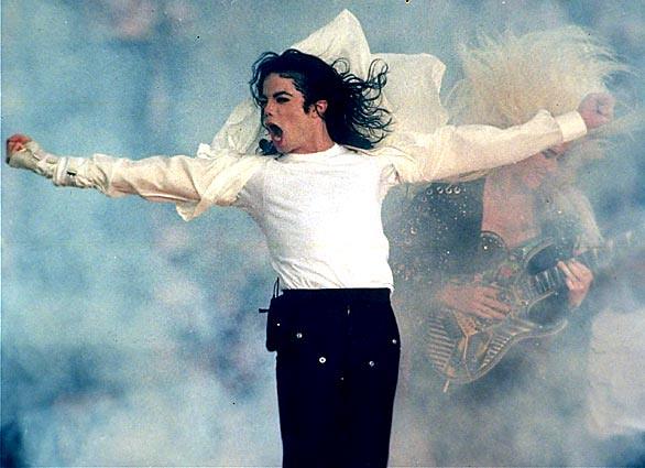 Michael Jackson Poster - Michael Jackson