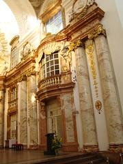Iglesia San Carlos Borromeo Karlskirche Viena Austria Patrimonio de la Humanidad Unesco 19