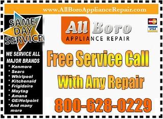 Appliance Repair Nyc All Boro Appliance Repair Is The