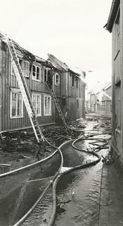 Brann på Nedre Bakklandet (1974)