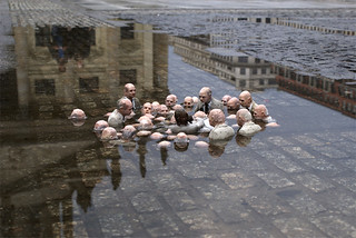 electoral campaign | by Isaac Cordal
