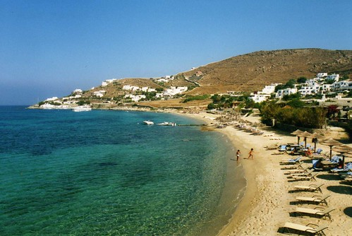 The beach at Aghios Ioannis | by wallygrom