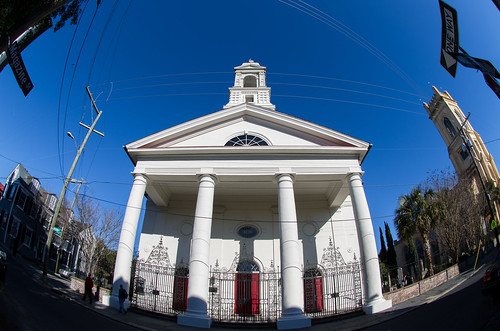 travel usa church nikon southcarolina fisheye charleston unitarianchurch lowcountry holycity 105mmf28gfisheye stjohnslutheranchurch d7000