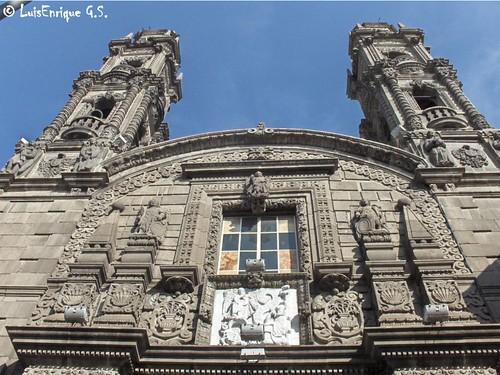 Templo San Cristobal, Puebla - México