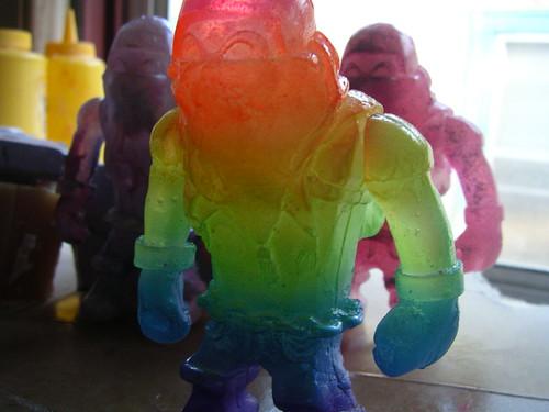 Bullhorn 30T Rainbow | by uhoh Toys