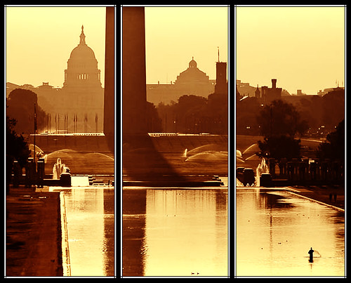 critique on September Sunrise over DC by Tony DeFilippo | by modezero