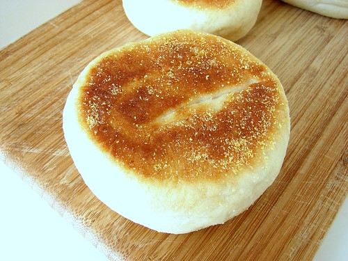 Homemade English Muffins | by Tracey's Culinary Adventures