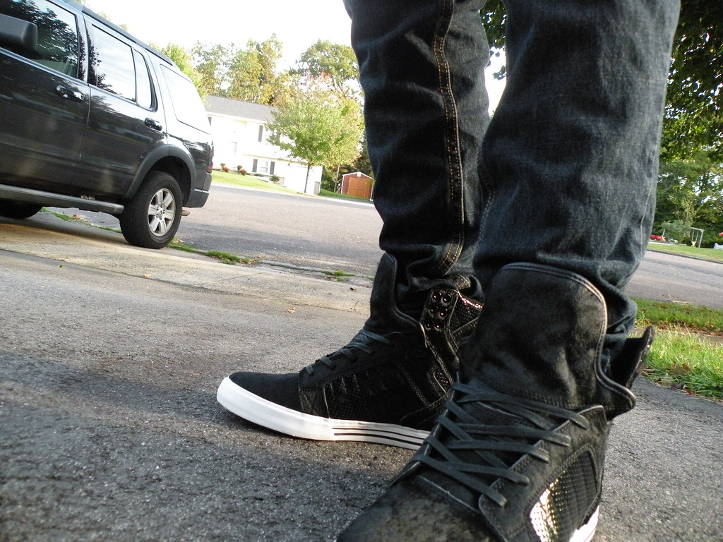 100% authentic a2c18 b9a32 ... Supra Skytop Ponys - On the Foot   by brett.abreviews