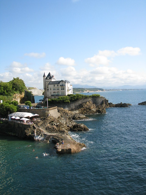Biarritz - Basque Country - France
