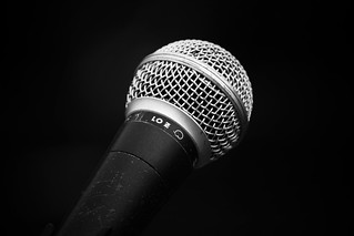 Microphone | by matthileo