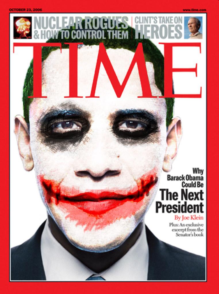 The Original Obama Joker Image | Visit the online store at: … | Flickr