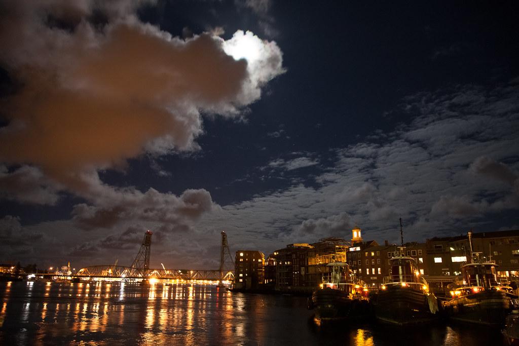 Hidden Full Moon by Philip Case Cohen