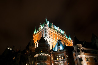 Château Frontenac by Night - I | by v1ctory_1s_m1ne